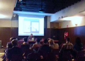 Presentación de Vientos del Verso en Guadalajara