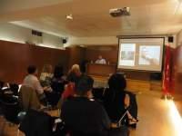 Presentación Vientos en B. Manuel Alvar
